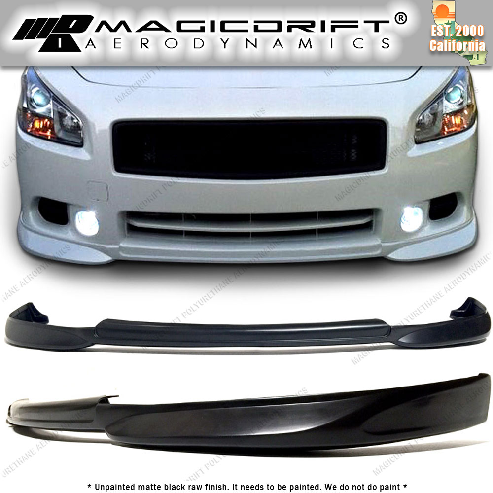 09 Nissan Maxima Sv: Fits All 2009-2014 Nissan Maxima St Street Style Front